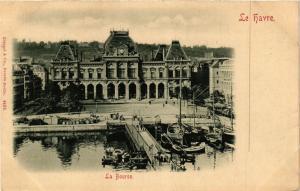 CPA Le HAVRE-La Bourse (347875)