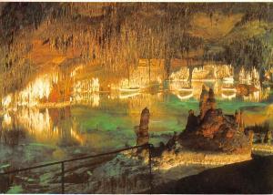 Spain Cuevas del Drach Porto Cristo Mallorca, Lago Martel Lake