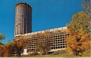 Edmonton, Alberta, Canada Postcard, Chateau Lacombe