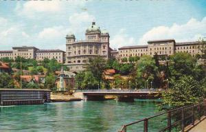 Schweiz Basel Bundespalast