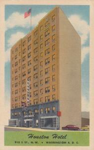 WASHINGTON DC , 30-40s , Houston Hotel