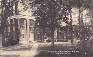 Maine Yarmouth Dormitory North Yarmouth Academy
