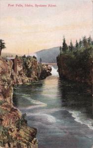 Idaho Post Falls Spokane River