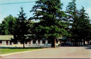 New York Oswego Evergreen Motel