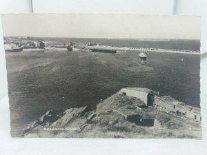 Vintage RP Postcard1960s Postcard Alderney Harbour Posted 1964
