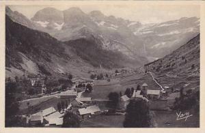 Le Cirque Vu Du Village, Gavarnie (Hautes-Pyrénées), France, 1910-1920s