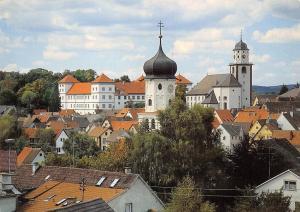 Messkirch Zimmernschloss Liebfrauenkirche St Martin Church
