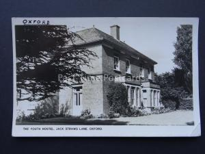 Youth Hostel JACK STRAWS LANE YHA Oxford c1960/70's RP Postcard by YHA