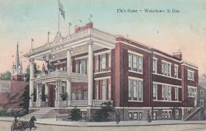 WATERTOWN , South Dakota, 00-10s ; Elk's Home