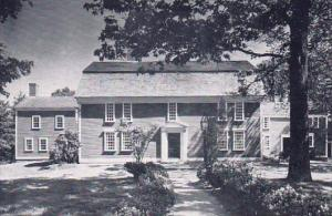 Massachusetts South Sudbury Wayside Inn 1958
