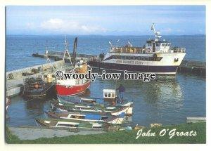 FE1281 - John O'Groats Ferry - Pentland Venture - postcard