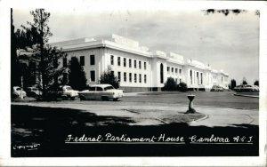 Australia Federal Parliament House Canberra RPPC 03.40