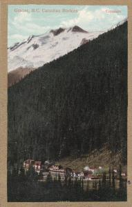 GLACIER , B.C. , Canada , 00-10s