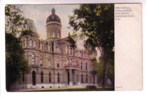 Parliament Fredericton New Brunswick Warwick 2110S