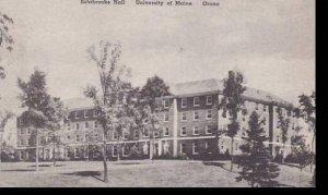 Maine Orono Eastbrooke Hall University Of Maine Albertype