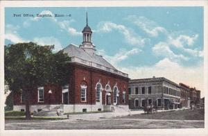 Kansas Emporia Post Office