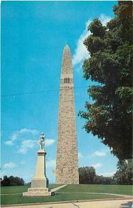 Bennington Battle Monument Old Bennington Vermont VT