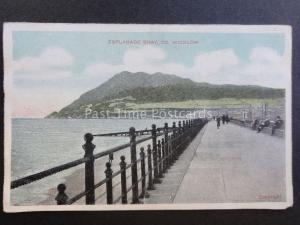 Ireland Co. Wicklow ESPLANADE BRAY - Old Postcard