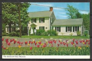 Massachusetts, Sandwich - Glass Museum - [MA-193]