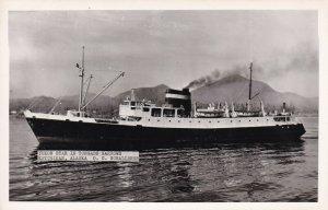 RP: KETCHIKAN, Alaska , 1930-40s ; YUKON STAR in Tongass Narrows