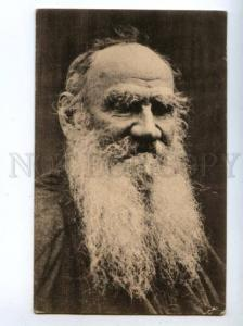 161041 Leo TOLSTOY Russian WRITER Vintage PHOTO Museum PC