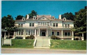 BLOWING ROCK, North Carolina NC ~ MANOR HOUSE Cone Memorial Park c1960s Postcard