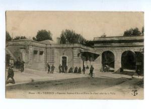 144819 FRANCE VERDUN Caserne Jeanne d'Arc Vintage postcard