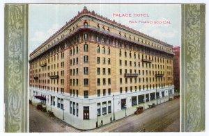 San Francisco, Cal., Palace Hotel