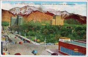 City Park, Ogden Utah