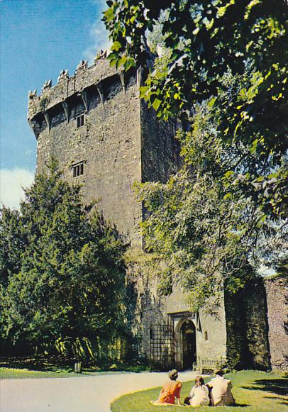 Ireland Cork Blarney Castle