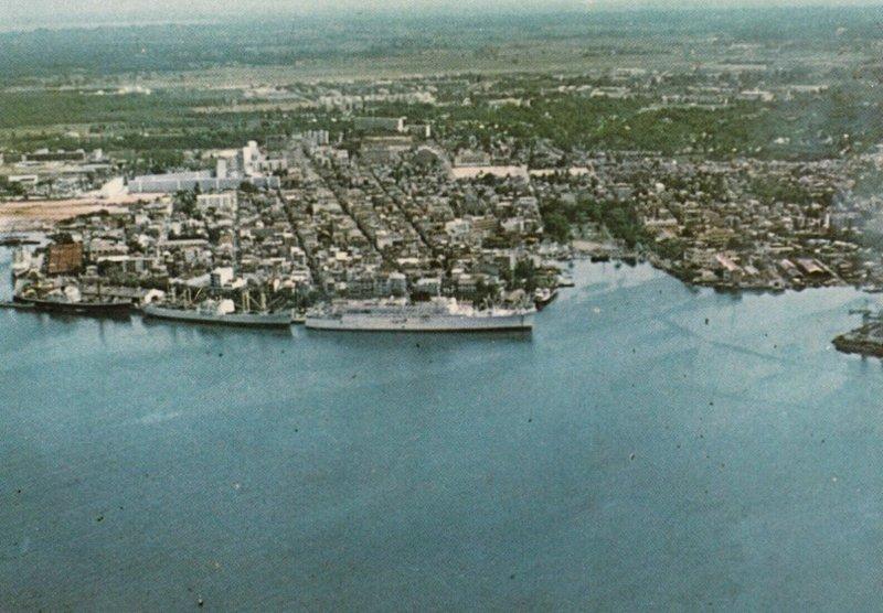 Pointe-à-Pitre , Guadeloupe , 1950-70s ; Le Port