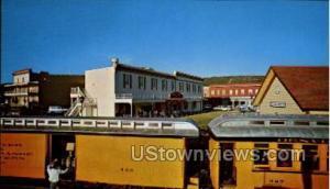 The Silverton Narrow Train