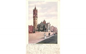 New Old South Church Boston, Massachusetts Postcard