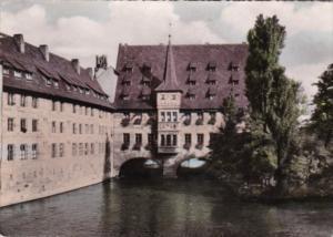 Germany Nuernberg Hospital of the Holy Spirit