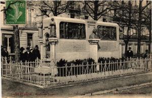 CPA Saint Etienne. Monument Jacquard. (665136)