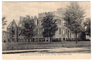 South Hadley, Mass, Dwight Memorial Art Building, Mt. Holyoke College