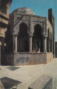 Postcard Azerbaijan BAKU palace complex Shirvan Shahs central pavilion Divan kha