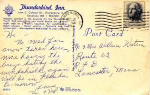 SC - Orangeburg. Thunderbird Inn (South Carolina)