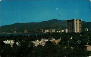 CPM AK ACAPULCO Panoramic of Hotels MEXICO (661678)