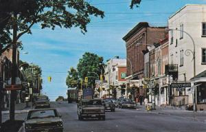 Main Street , SHELBOURNE , Ontario , Canada , 1986