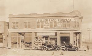 RP: SWIFT CURRENT , Sask., Canada , 1900-10s ; Zeller Land Co.
