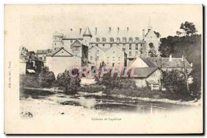 Old Postcard Postcards Modern Photography Boulevard National Chateau Lapaliss...