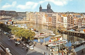 B108274 Netherlands Reederij Plas Amsterdam Trouwpartijen real photo uk