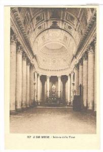 Interno Della Pieve, Repubblica Di S. Marino, 1900-1910s