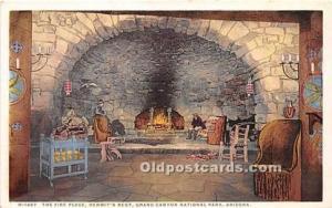 Publisher Fred Harvey Postcard H-1487 Unused