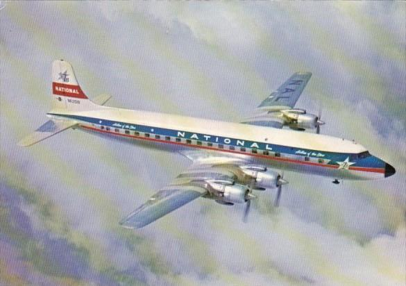 National Airlines Douglas DC-7B