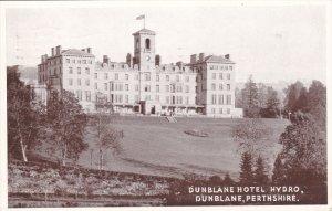 DUNBLANE, Perthshire, Scotland, PU-1953; Dunblane Hotel Hydro