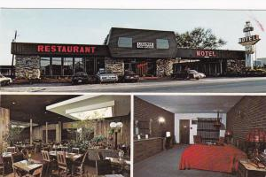 Motel Ideal , Mont Laurier , Quebec , Canada , 1989