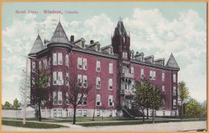 Windsor, Canada, Hotel Dieu. - 1909