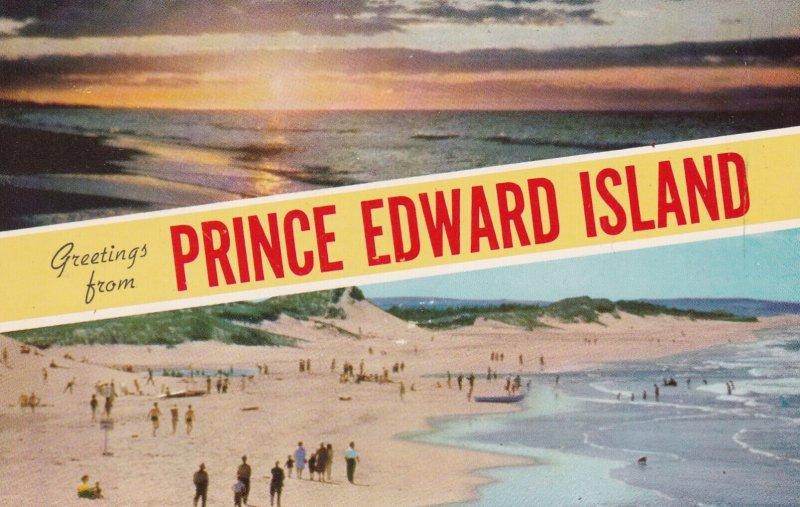PRINCE EDWARD ISLAND , Canada , 1950-60s